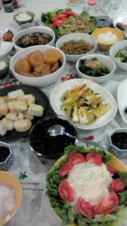 和食の送別会