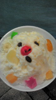 白熊アイス