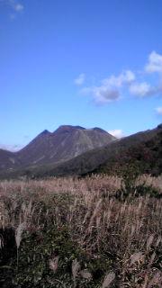 久住の山々
